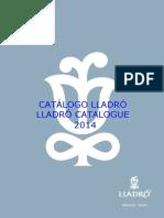 Catálogo Lladró 2014 (Lladró Catalogue 2014)