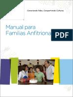 Manual de Familias Anfitrionas