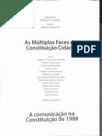 As Múltiplas Face Da Constituição Cidadã