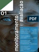Avaliacao de Programas e Profissionalizacao Da Gestao Publica