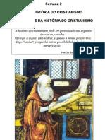 Historia Geral - Cristianismo