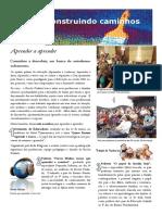 Jornalzinho Escola Paulistaabril 2013
