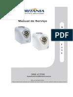 Manual de Serviço Maquina Do Pao Britania