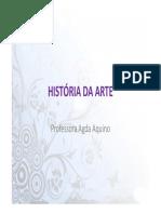 História Da Arte Módulo Simples