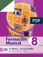 Libro Utatlán Formación Musical