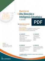 Htm Online Ejecutiva Maestras Alta Direccin e Ie