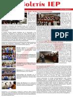 Boletín IEP 7  Año  6