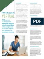 2. Aprendizaje Virtual