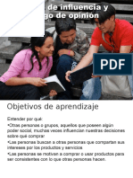 C11 Grupos de Influencia y Liderazgo de Opinion.ppt