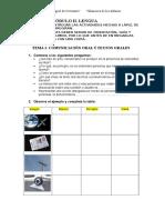 tareas MÓDULO II Lengua.doc