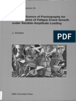 Fatigue Fracrtography