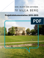 Occupy Villa Berg - Projektdokumentation 2013-2015