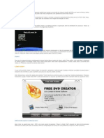 Free DVD Creator