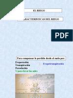 1.- Calculo de La Evapotranspiracion
