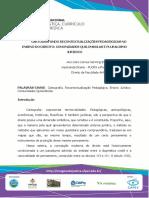 Recontextualização Pedagógica e Comunidades Quilombolas