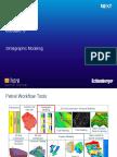 M3 Stratigraphic Modeling