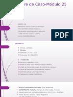 Caso Clinico Modulo 25