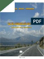 Principii de Proiectare Drumuri Terestre