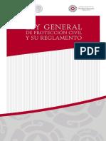 Ley General de Proteccion Civil y Su Reglamento 2014