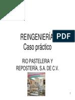 Caso Pasteleria
