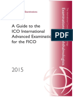ICO Inst Bk Advanced Exam 2015