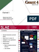 Kernel Info