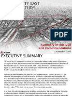 CCEA Planning Study November 2015