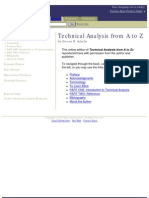 Steven B. Achelis - Technical Analysis From a to Z
