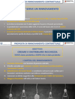20151222 - Proposta Rinnovamento Contrattuale (Federmeccanica)