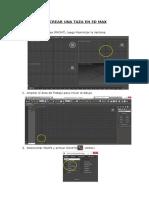 Crear Una Taza en 3d Max