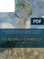 Claude and Camille By Stephanie Cowell -- excerpt