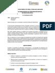 Agenda III Encuentro Departamental 1 y 2 de Dciciembre de 2015
