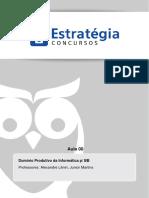 Aula 00 Informática Internet e Intranet ESTRATEGIA