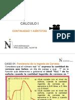 Continuidad y Asíntotas_CLASE