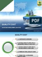 Quality Cost Fix