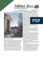 Puddledock Press February 2016