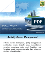 Presentasi Quality Cost