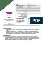 Programa Operativo Uach 2016 Urgencias quirurgicas