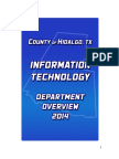 2014 ITDeparment Overview 04012014 v5