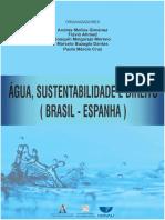 Agua, Sostenibilidad y DerechoAgua sustntabilidad y derecho