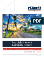 Florida Red Light Camera Analysis 2015