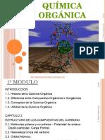 Estructura de Los Compuestos Del Carbono