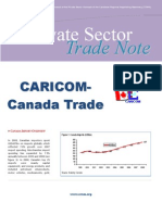 CRNM - Private Sector Trade Note - Vol 4 2009