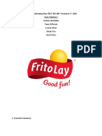 Frito Lay Training Retail Business