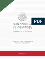 Programa Gobierno Cercano Moderno