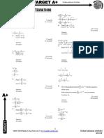 Topikal Matematik Tambahan-Pengamiran