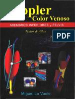 Doppler color  venoso