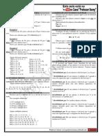Mat 0 - Aula 1 - Múltiplos e Divisores