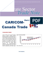 CRNM - Private Sector Trade Note - Vol 5 2009