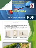 MODULO N°02- EMPUJE DE TIERRAS